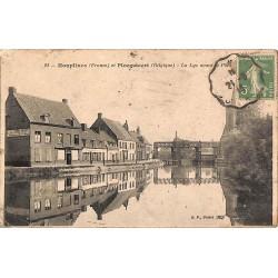 ABAO Hainaut Ploegsteert - Le Lys avant le Pont d'Houplines.