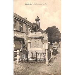 ABAO Flandre occidentale Adinkerke - Le Monument aux Morts.