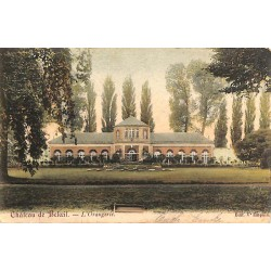 ABAO Hainaut Beloeil - Château de Beloeil. L'Orangerie.