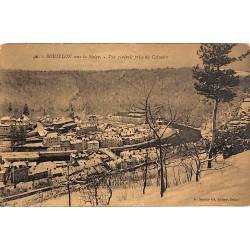 ABAO Luxembourg Bouillon - Sous la neige, vue générale prise du Calvaire.