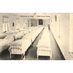 ABAO Hainaut Nimy - Pensionnat de Nimy. Dortoir Sainte-Thérèse.