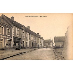 ABAO 72 - Sarthe [72] Coulombiers - Le Bourg.