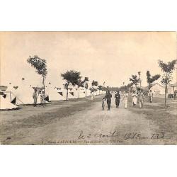 ABAO 72 - Sarthe [72] Camp d'Auvours - Vue intérieure.