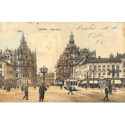 ABAO Anvers Anvers - Rue Leys.