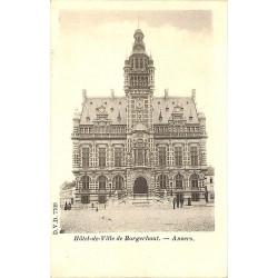 ABAO Anvers Borgerhout - Hôtel de Ville.