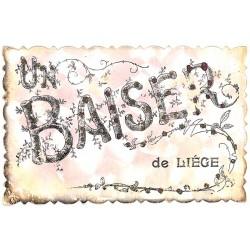 ABAO Liège Liège - Un baiser de Liège.