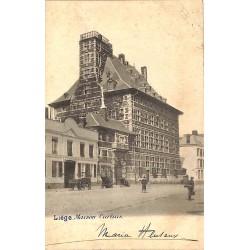 ABAO Liège Liège - Maison Curtuis.