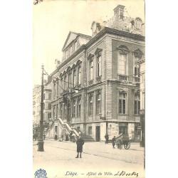 ABAO Liège Liège - Hôtel de Ville.