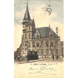 ABAO Liège Liège - La Poste.