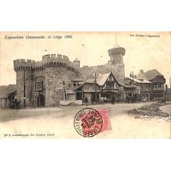 ABAO Liège Liège - Exposition universelle de 1905. Les Arênes Liégeoises.