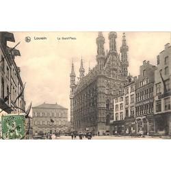 ABAO Brabant flamand Louvain - La Grand'Place.