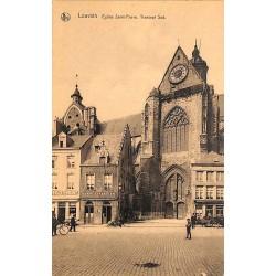 ABAO Brabant flamand Louvain - Eglise Saint-Pierre. Transept Sud.