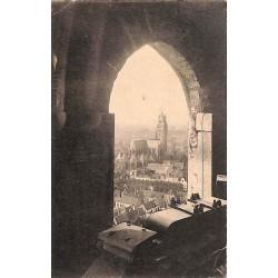 ABAO Flandre occidentale Bruges - Panorama pris d'une fenêtre de la tour du Beffroi.