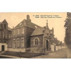 ABAO Flandre orientale Gand - Beguinage, Chapelle des 7 douleurs.