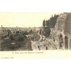 ABAO Italie Roma - Pietro preso dal Pulvinare Imperiale.