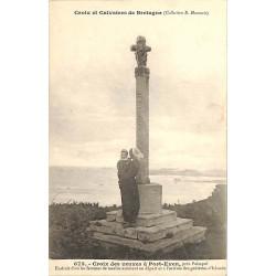 ABAO 22 - Côtes d'Armor [22] Paimpol - Croix des veuves à Port-Even.