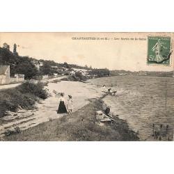 ABAO 77 - Seine-et-Marne [77] Chartrettes - Les Bords de la Seine.
