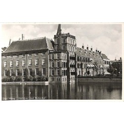 ABAO Pays-Bas Den Haag - Hofvijver met Buitenhof.