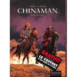 ABAO Bandes dessinées Chinaman 06 + coffret et carnet