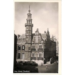 ABAO Pays-Bas Den Haag - Stadhuis.