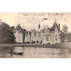 ABAO 72 - Sarthe [72] Bonnétable - Château de Bonnétable.