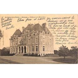 ABAO 72 - Sarthe [72] Bazouge - Château de la Masselière.