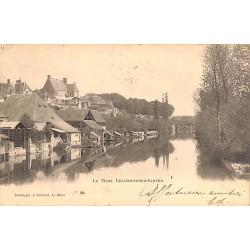 ABAO 72 - Sarthe [72] Beaumont-sur-Sarthe - Le Vieux Beaumont-sur-Sarthe.