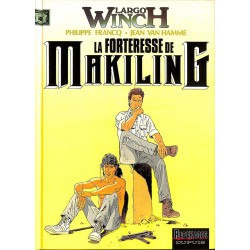 ABAO Bandes dessinées Largo Winch 07