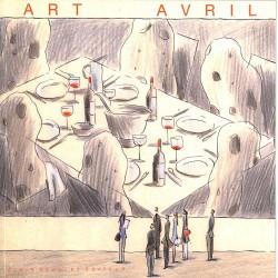 ABAO Peinture, gravure, dessin Avril (François) - Art.