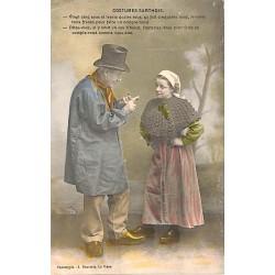 ABAO 72 - Sarthe [72] Costumes sarthois