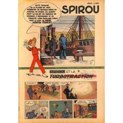 ABAO Fascicules Spirou 1953/01/15 n°770