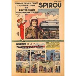 ABAO Fascicules Spirou 1953/01/29 n°772