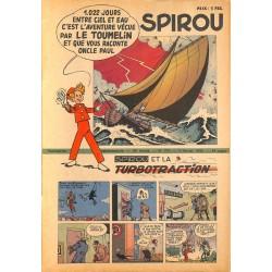 ABAO Fascicules Spirou 1953/02/05 n°773