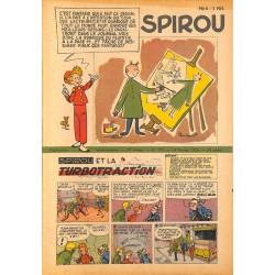 ABAO Fascicules Spirou 1953/02/19 n°775