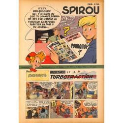 ABAO Fascicules Spirou 1953/03/05 n°777