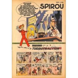 ABAO Fascicules Spirou 1953/03/12 n°778