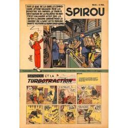 ABAO Fascicules Spirou 1953/03/19 n°779