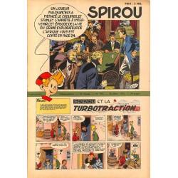 ABAO Fascicules Spirou 1953/03/26 n°780