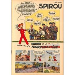 ABAO Fascicules Spirou 1953/04/02 n°781