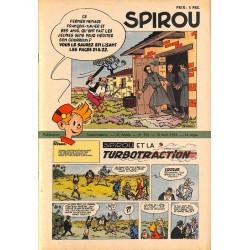 ABAO Fascicules Spirou 1953/04/16 n°783