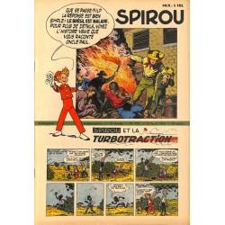 ABAO Fascicules Spirou 1953/04/23 n°784