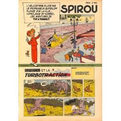 ABAO Fascicules Spirou 1953/04/30 n°785
