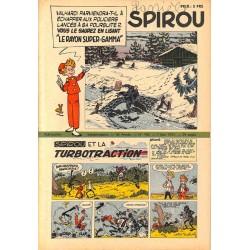ABAO Fascicules Spirou 1953/05/07 n°786