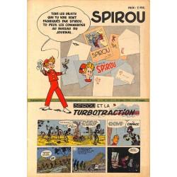 ABAO Fascicules Spirou 1953/05/14 n°787