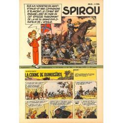 ABAO Fascicules Spirou 1953/05/28 n°789