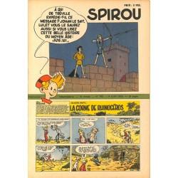 ABAO Fascicules Spirou 1953/06/04 n°790