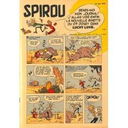 ABAO Fascicules Spirou 1953/06/18 n°792
