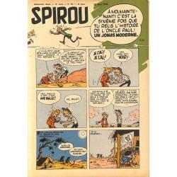 ABAO Fascicules Spirou 1953/06/25 n°793