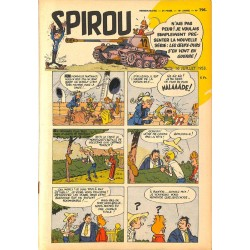 ABAO Fascicules Spirou 1953/07/16 n°796