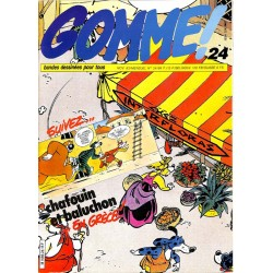 ABAO Gomme ! Gomme ! 24